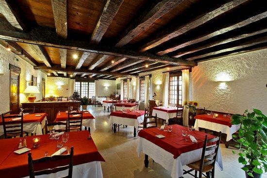 Hotel Restaurant La Charmille: Le restaurant