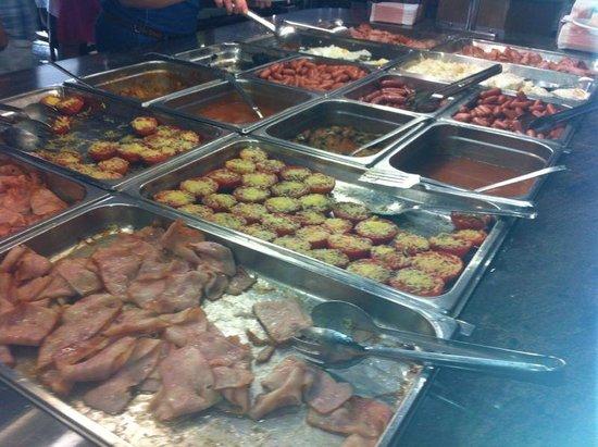 Hotel Marinada: Buffet