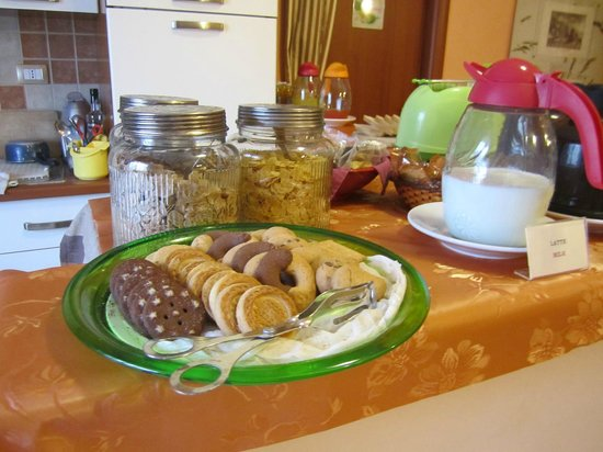 Villa Casablanca B&B: colazione