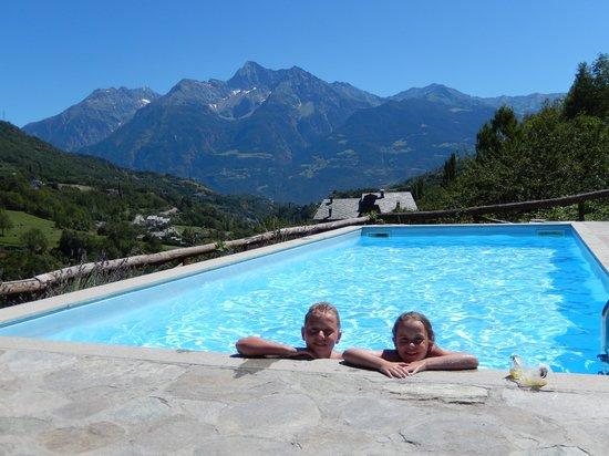 La Fattoria di Roven: Prachtig zwembad