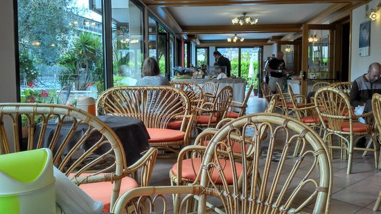 Hotel Virgilio: Conservatory