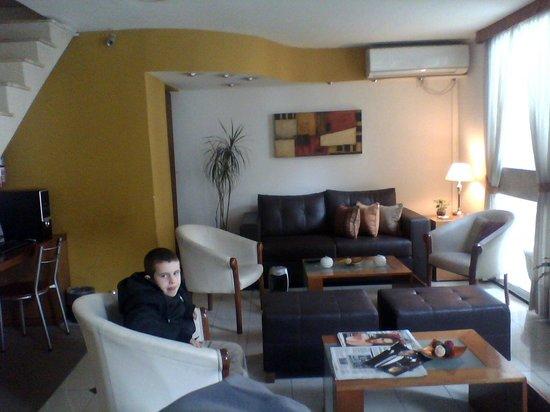 Aires del Rosario Apart Hotel : looby
