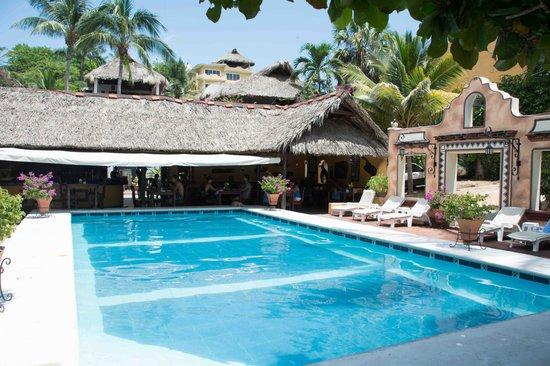 Beach Hotel Ines Mit Pool