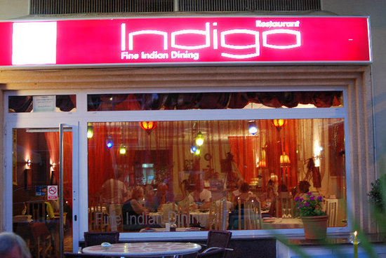 Indigo - Fine Indian Dining : Indigo Restaurant