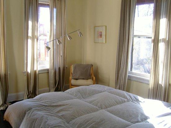 Hopkins Park Bed and Breakfast: Standard queen Room