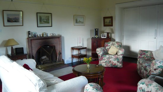 Bayly Farm : Cosy, very relaxing lounge
