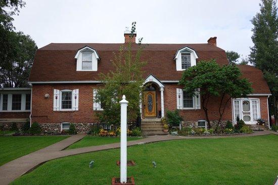 Red Brick Inn of Panguitch B&B: Red Brick
