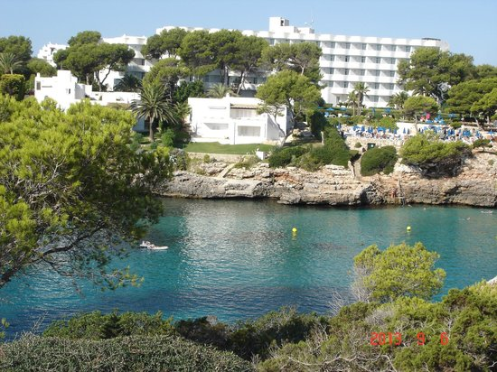 hotel review reviews inturotel cala esmeralda adults only majorca balearic islands