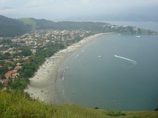 Vistabela Resort: Barequeçaba vista do Morro das Sete Voltas