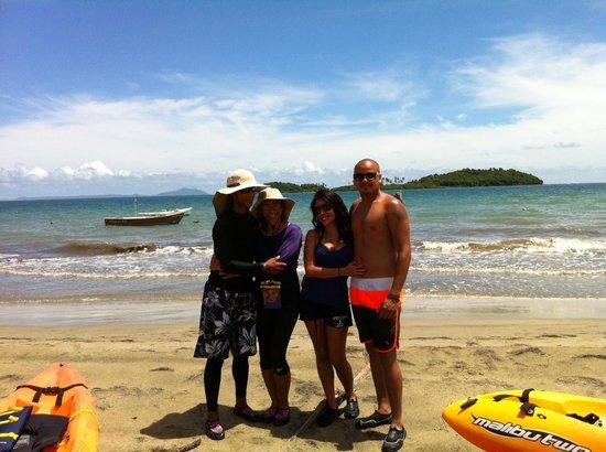 Barefoot Travelers Kayak Tour to Monkey Island: Humble Souls