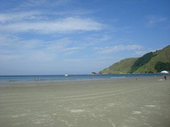 Vistabela Resort: Praia e Morro das Sete Voltas