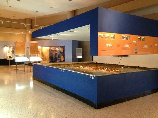 Museo Panama Viejo: overview of the museum
