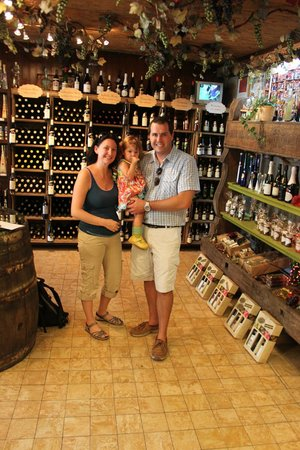 Stefans Wine Paradise: My family