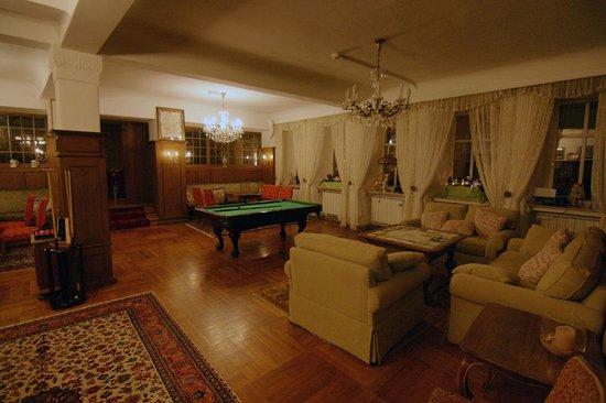 Hotel Goldener Hirsch: Billiards/games room