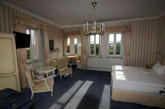 Hotel Goldener Hirsch : Corner room, Goldener Hirsch