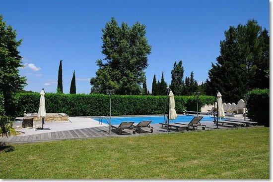 Le Mas de la Fontanelle: Pool 8 x 12 m²