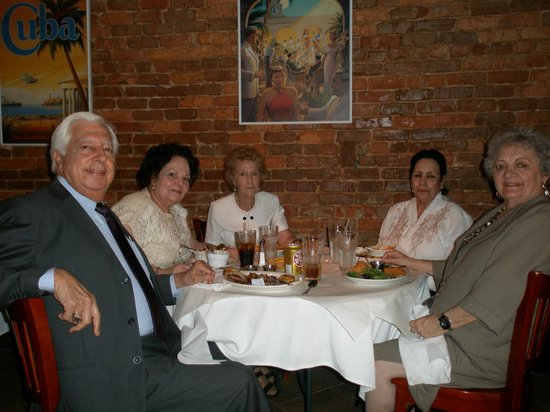 Mojito's Cuban American Bistro : The President and Board of Directors of The Cuban Circle of Atlanta
