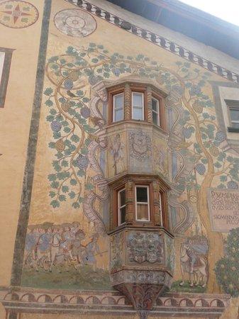 Haus Clagluna: Hausfront