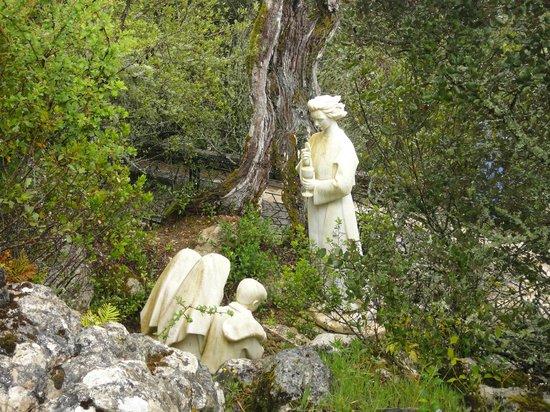 O Milagre de Fátima - Museu Interativo: Aparição do Anjo