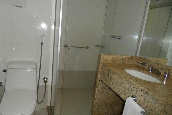 Luz Plaza Sao Paulo: Banheiro