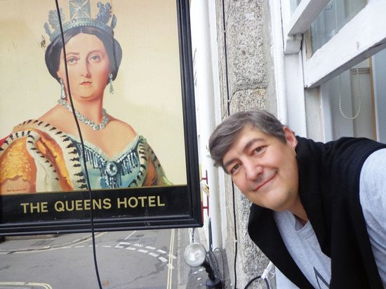 The Queens Hotel: Sleep under the watchful eye of the Queen