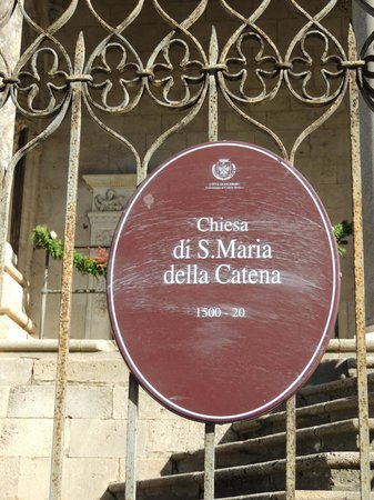 Chiesa di Santa Maria della Catena: foto
