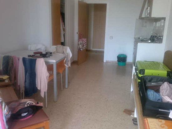 Bolero Park Apartments : hätter geräumiger sein können