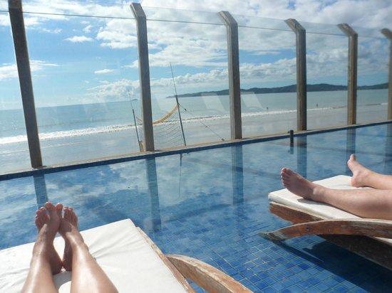 Villa Rasa Marina: Sun and relax