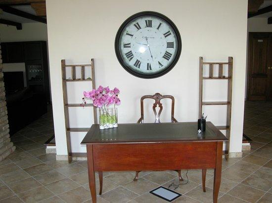 Il Vialetto Country House: La Reception