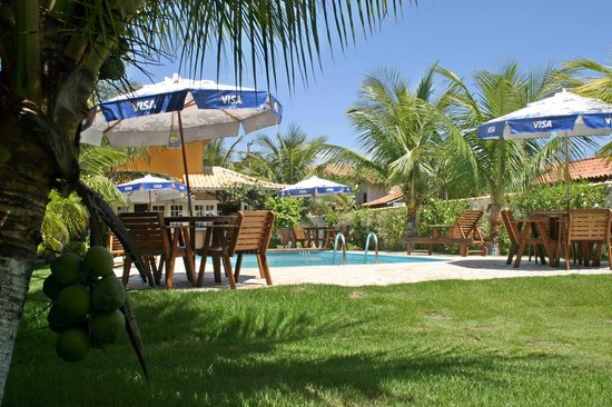 Hotel Pousada Luar de Buzios: Piscina
