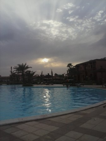 Sunset By The Pool.. Bliss