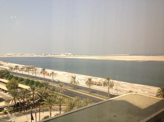 Hyatt Regency Dubai: View from our room