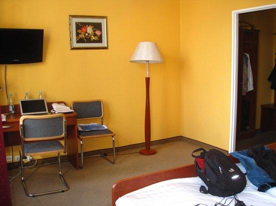 Hotel Lothus: The room