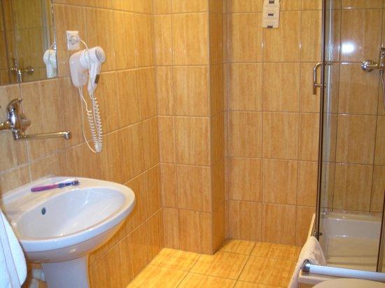 Hotel Lothus: The bathroom