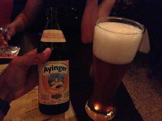 Flying Saucer: Good German Beer