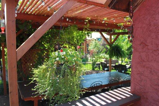 Cali Cochitta Bed & Breakfast: Un coin du jardin