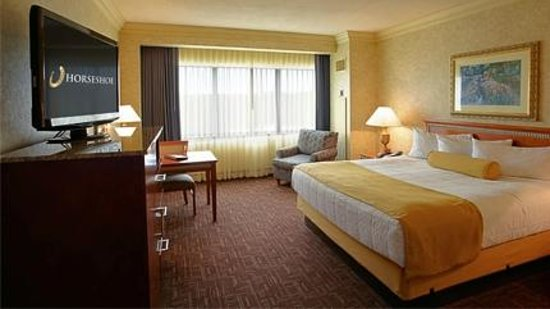 Horseshoe Southern Indiana: Deluxe Room