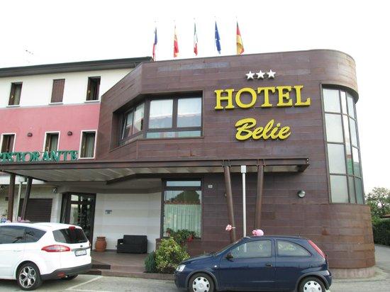 Hotel Belie: ESTERNO