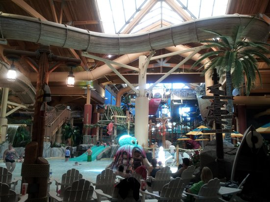 Cedar Point's Castaway Bay: waterpark