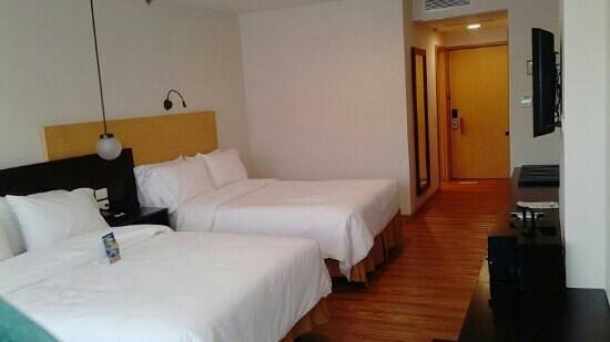 Dann Norte Hotel: Habitación doble remodelada