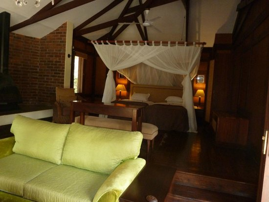 Arusha Coffee Lodge : nice bungalow