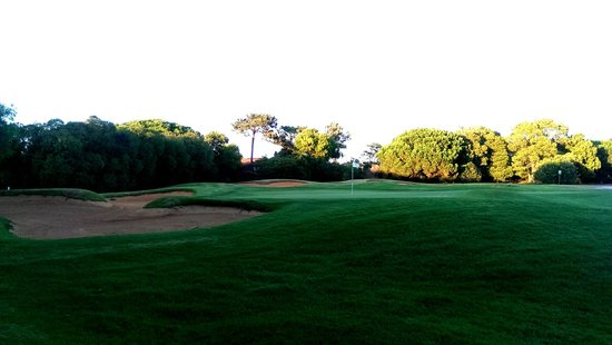 Golf Quinta da Marinha: GREEN