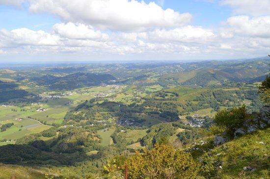 Pic du Jer : Lourdes panorama.