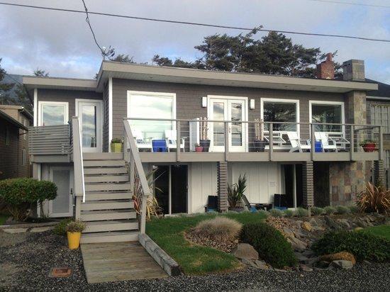 Ocean Point Inn & Spa: overview outside