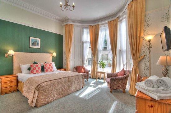 Hotel Iona Torquay : Premier Balcony Room