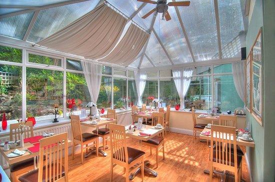 Hotel Iona Torquay : Breakfast