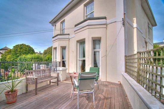 The Iona Torquay: Balcony