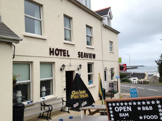Rooms: Picture Of The Seaview Hotel, Fishguard