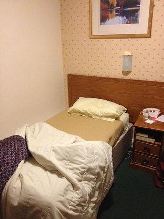 Metropole Hotel: Room 18
