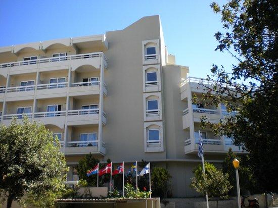 Athineon Hotel: Hotel